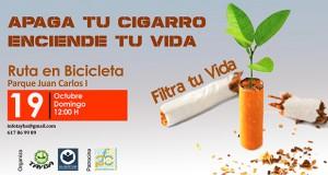 «Apaga tu Cigarro, Enciende tu Vida»