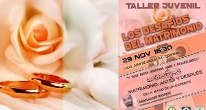 """"""" LOS DESAFÍOS DEL MATRIMONIO """""""