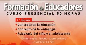 FORMACIÓN DE EDUCADORES