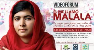 VÍDEOFÓRUM: ÉL ME LLAMÓ MALALA