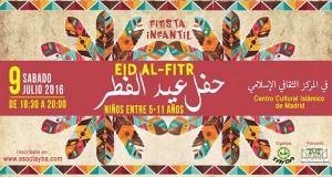 FIESTA INFANTIL «EID AL-FITR»
