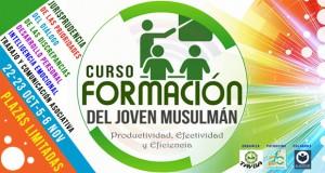 CURSO «FORMACIÓN DEL JOVEN MUSULMÁN»