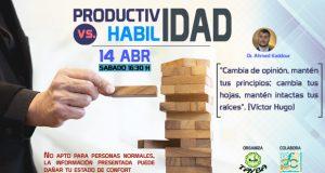 PRODUCTIVIDAD VS. HABILIDAD