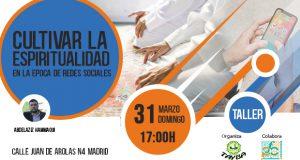 CULTIVAR LA ESPIRITUALIDAD EN LA ÉPOCA DE REDES SOCIALES