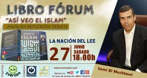 LIBRO FÓRUM «ASÍ VEO EL ISLAM»