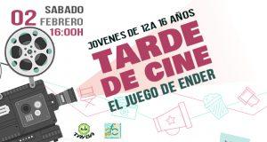 TARDE DE CINE